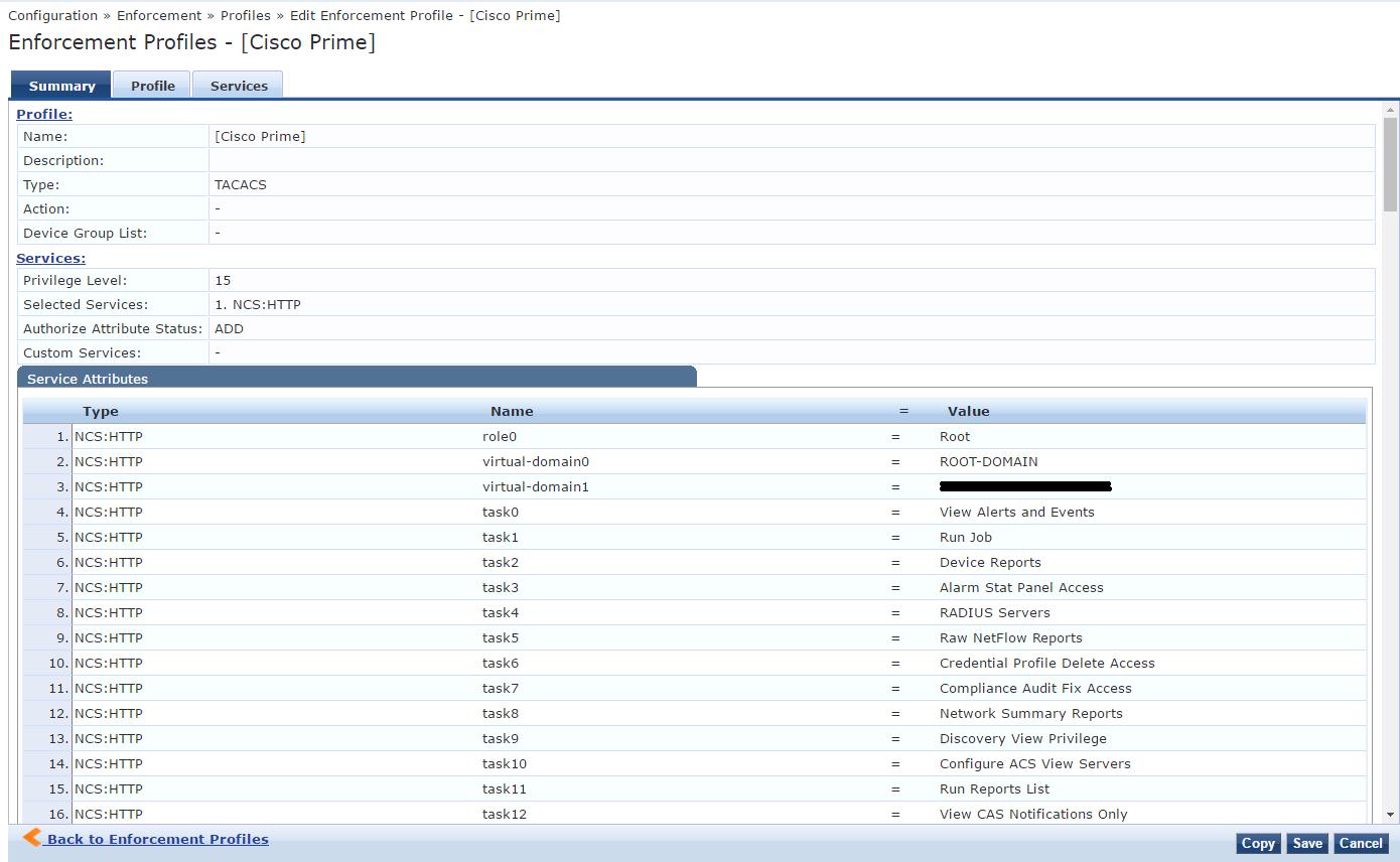 Aruba ClearPass - Cisco Prime - TACACS+ | Booches nl